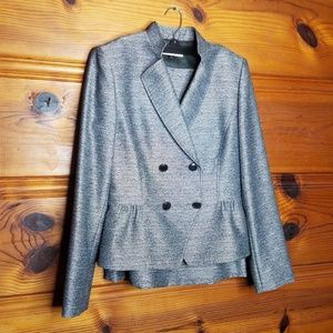 Tahari ASL Blazer Suit Skirt Set Women's Size 8